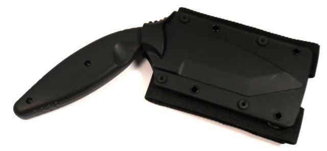 Ka Bar Tdi Law Enforcement Knife Large Hard Sheath Straight Edge