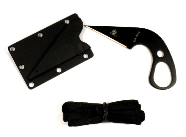 KA-BAR TDI Law Enforcement LDK, Hard Sheath