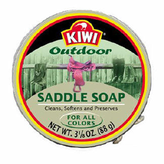 Kiwi Outdoor Saddle Soap - 3.125 oz.