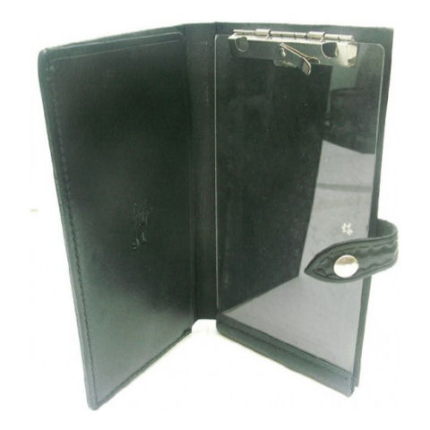 LAPD Cite Book Holder - Plain Black