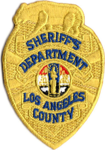 Los Angeles County Sheriff Department - Sheriff's Shield  (Custody Assistant)