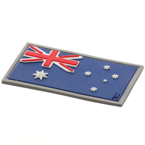 Maxpedition Australia Flag PVC Patch - Full Color