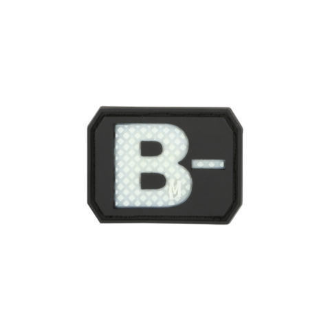 Maxpedition B- NEG Blood Type PVC Patch