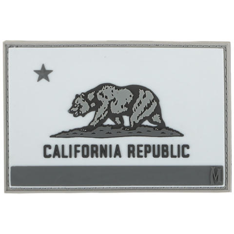 Maxpedition California Flag PVC Patch - SWAT