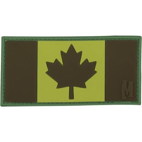 Maxpedition Canada Flag PVC Patch