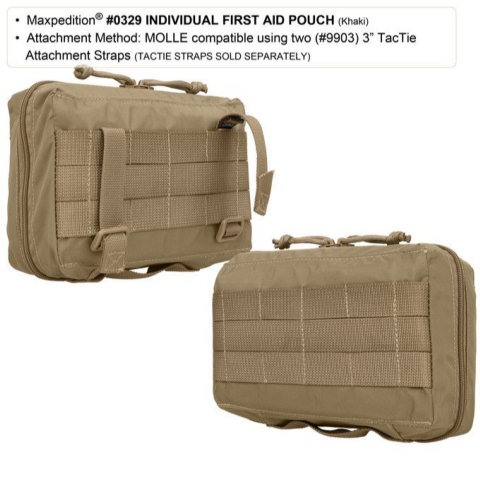 Maxpedition Indivdual First Aid Pouch