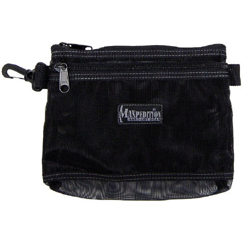 Maxpedition Moire Pouch 8x6 - Black