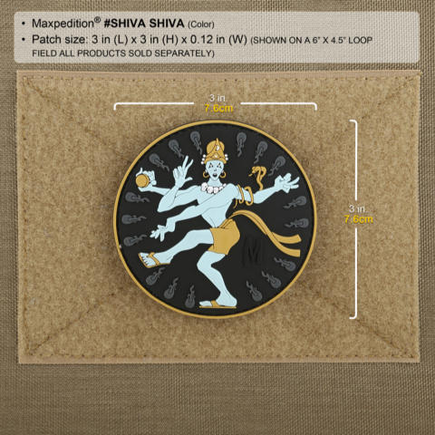 Maxpedition Shiva Patch