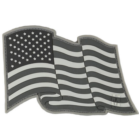 Maxpedition Star Spangled Banner Flag PVC Patch