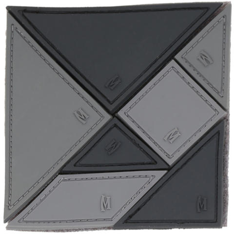 Maxpedition Tangram 7-piece Patch