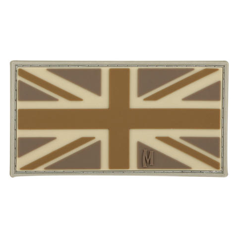 Maxpedition UK Flag PVC Patch