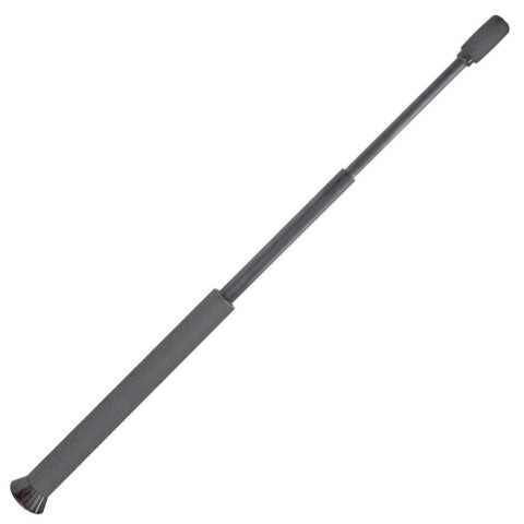 Monadnock AutoLock II Expandable Black Chrome Baton - Model 9830