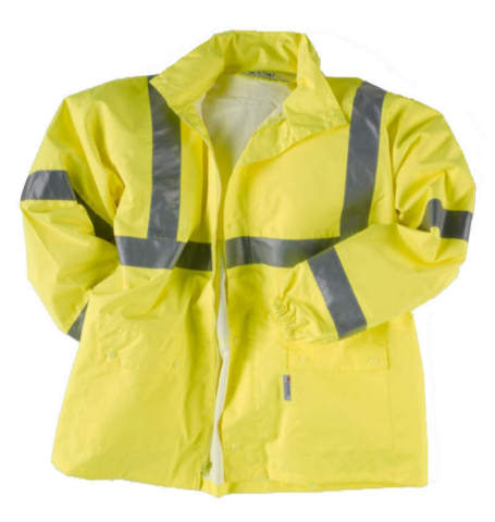 Neese Rainwear Air Tex High Visibility Parka - Hi-Viz