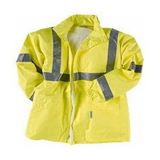 Neese Rainwear Air Tex High Visibility Parka - Hi-Viz - Larger Sizes
