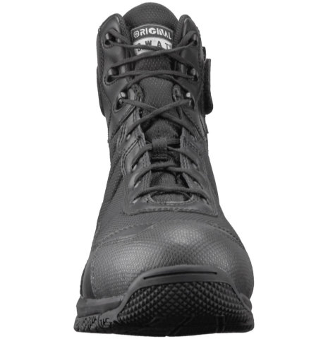 Original SWAT HAWK 9-inch WP Side-Zip Boots, Men's - Black