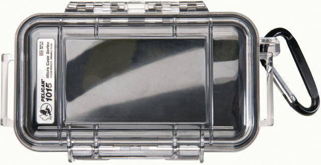 Pelican 1015 Micro Case with Liner