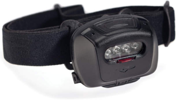 Princeton Tec Quad Tactical MPLS Headlamp