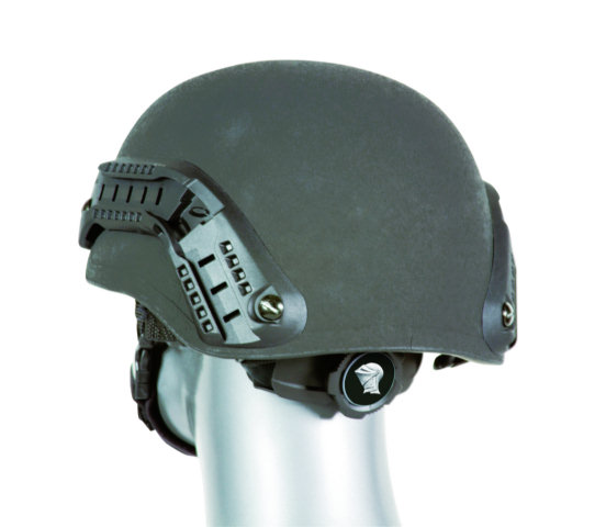 ProTech Delta 4 Full-Cut Tactical Helmet w/R2S Ratchet System & Mesh Crown
