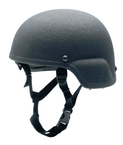 ProTech Delta 4 Full-Cut Tactical Helmet w/R2S Ratchet System & Pads