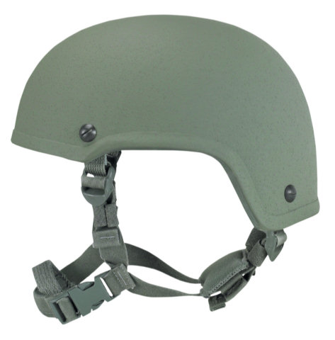 ProTech Delta 4 High-Cut Tactical Helmet w/Team Wendy