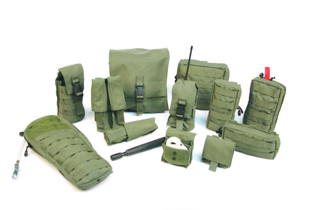 ProTech LT-TP23 MOLLE Holster Adpater Pouch
