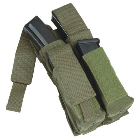 ProTech LT-TP8 Double MP5 and Side Arm Mag Pouch