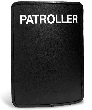 ProTech Patroller Ballistic Shield - Model 2418, 18 x 24-inches