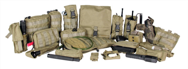 ProTech TP-TP21 Universal Radio Pouch - 4x8