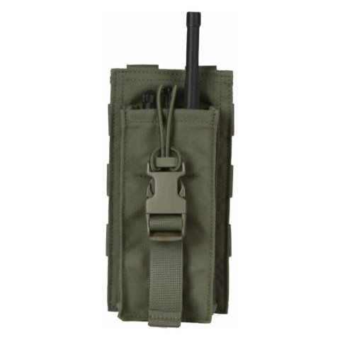 ProTech TP-TP21A Universal Radio Pouch w/Bungee - 4x8