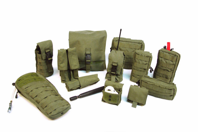 ProTech TP-TP23 MOLLE Adapter Platform
