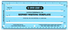 Report Writing Template - Small