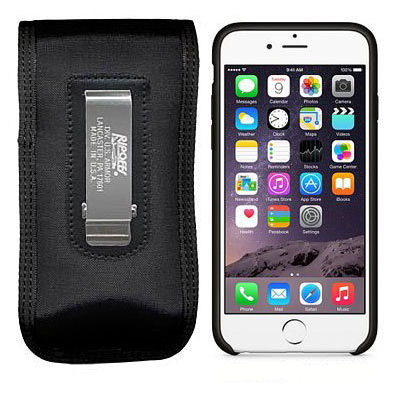 Ripoffs CO-333 Cell Phone Holder - Apple iPhone 6 w/Speck, Ballistic or Apple Leather covers