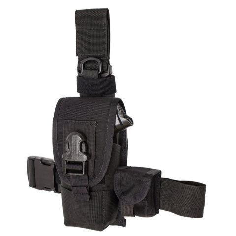 S.O.TECH Speed Clip Taser Holster, Thigh, Belt, Vest