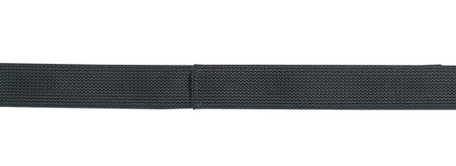 Safariland 030 Buckleless Web Underbelt, Hook-and-Loop Lined, 1.50-inch - Plain Black Web finish