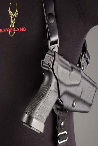 Safariland 1051 ALS Shoulder Holster - Pistols