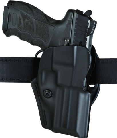 Safariland 5197 Open Top Belt Loop Holster w/Detent