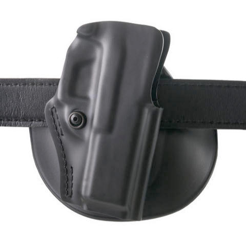 Safariland 5198 Open Top Paddle/Belt Loop Holster w/Detent