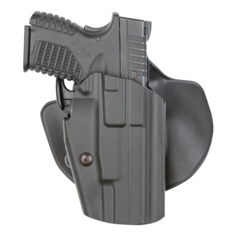 Safariland 578 GLS Pro Fit Holster - Paddle & Belt Loop