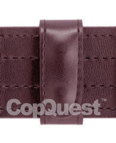 Safariland 62 Belt Keeper - 1-inch wide - 4-Pack - Cordovan