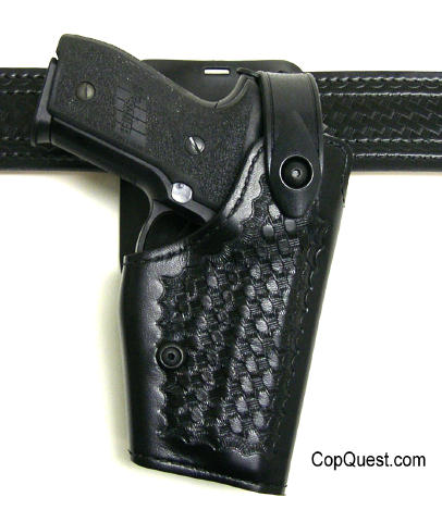 Safariland 6285 Level II Low-Ride Duty Holster