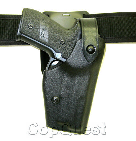 Safariland 6285 Level II Low-Ride Duty Holster - STX Finish