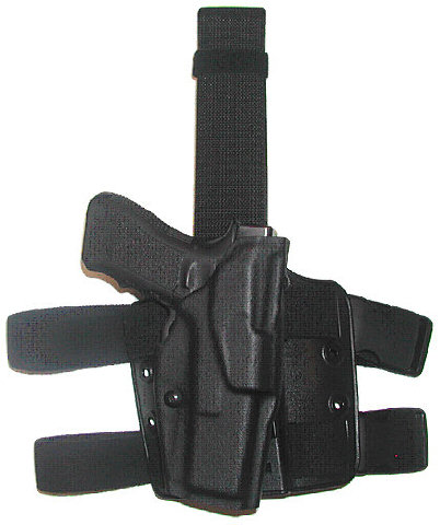 Safariland 6354 ALS Tactical Holster - Tac Light