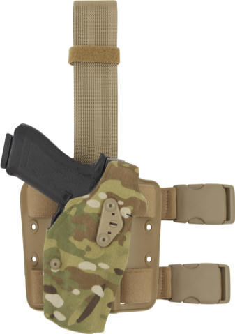 Safariland 6354DO ALS Optic Tactical Holster - Tac Light