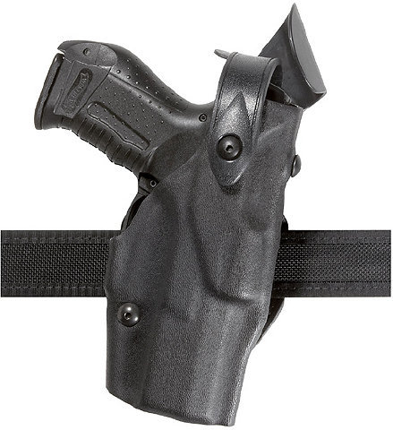 Safariland 6367 Belt Slide Holster - Tac Light