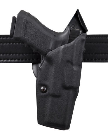Safariland 6390 ALS Level I Mid-Ride Duty Holster - STX Finish