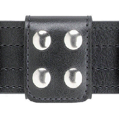 Safariland 654 Belt Keeper - Nylon-Look with Plain Black Snap