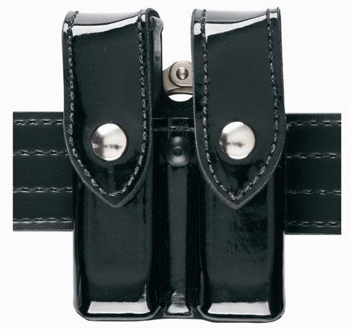 Double Magazine And Handcuff Holder Safariland 41 Double Magazine and Cuff Pouch 41% Off 4