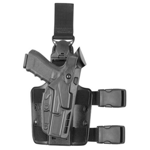 Safariland 7TS 7005 SLS Tactical Holster - Tac Light