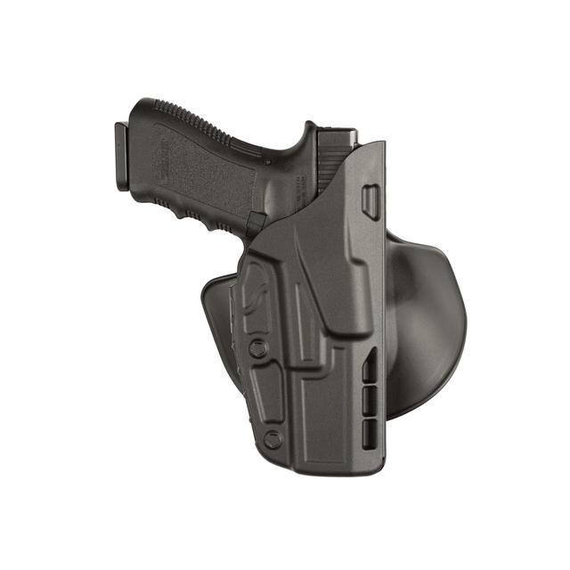 Safariland 7TS 7378 ALS Concealment Paddle Holster - Tac Light