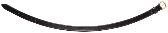 Safariland 842 Contoured Belt with Hidden Cuff Key, Leather 1.25-inch